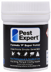 Formula 'P' Super Fumer Bed Bug Smoke Bomb